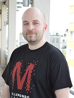 Volker Bünnagel - Anwendungsentwickler