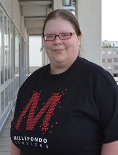 Angelika Schmidt - Anwendungsentwicklerin