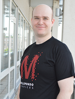 Martin Baas - Systemadministrator