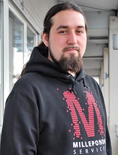 Simon Czarnulla - Systemadministrator