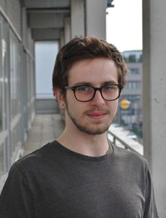 Mateusz Zybert - Auszubildender Systemadministration