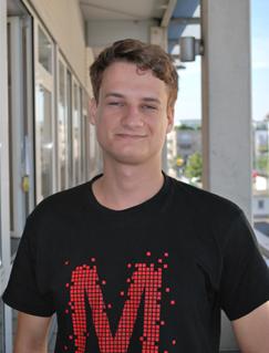 Fabian Schoepgens - Auszubildender Anwendungsentwickler