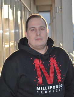 Dennis Battel - Systemadministrator