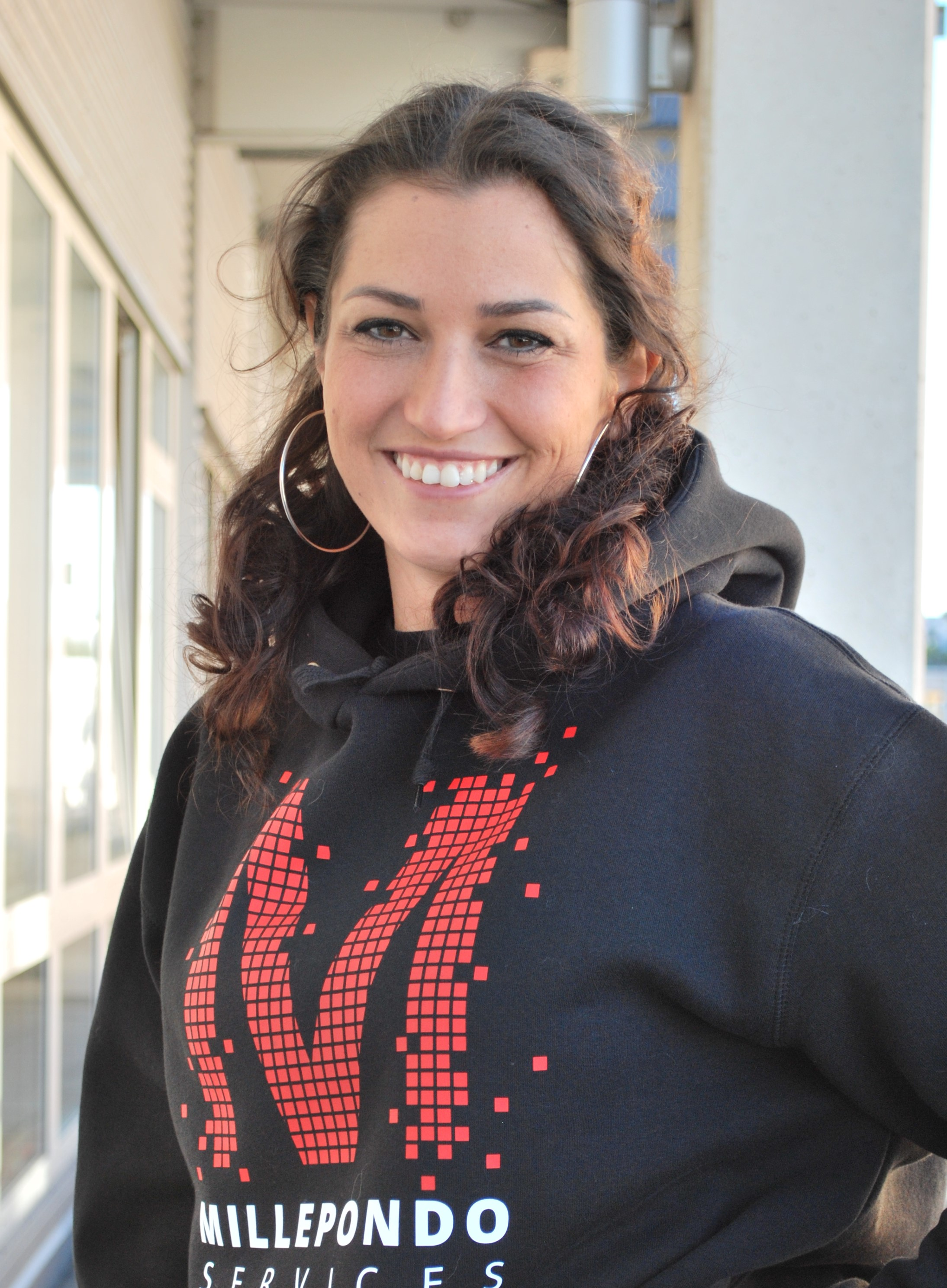 Jasmin Manav - Praktikantin Fachinformatikerin